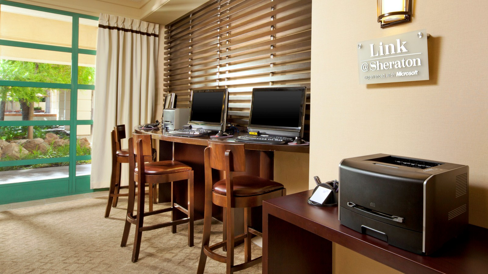 Features and Amenities - The Link@Sheraton