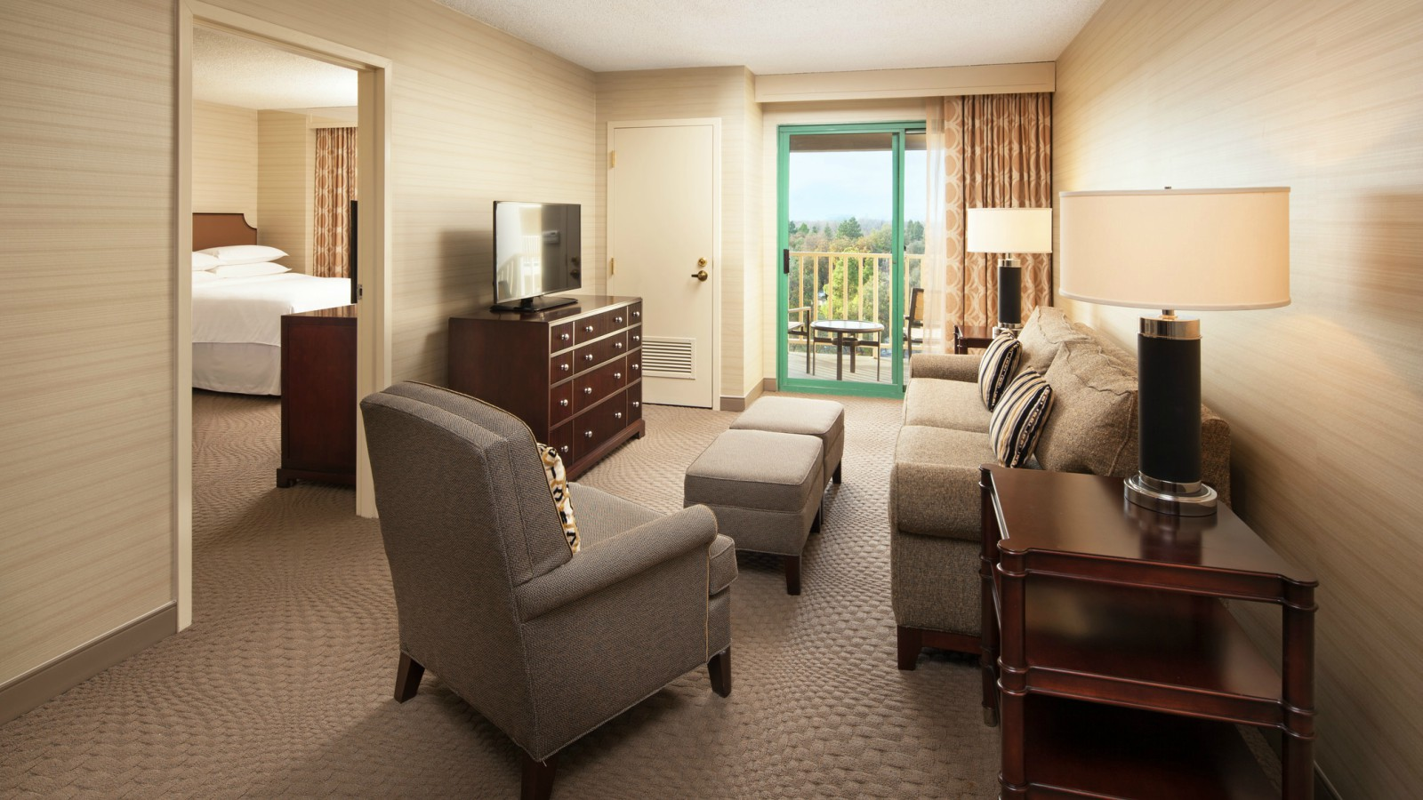 Tower Suite | Sheraton San Jose Hotel