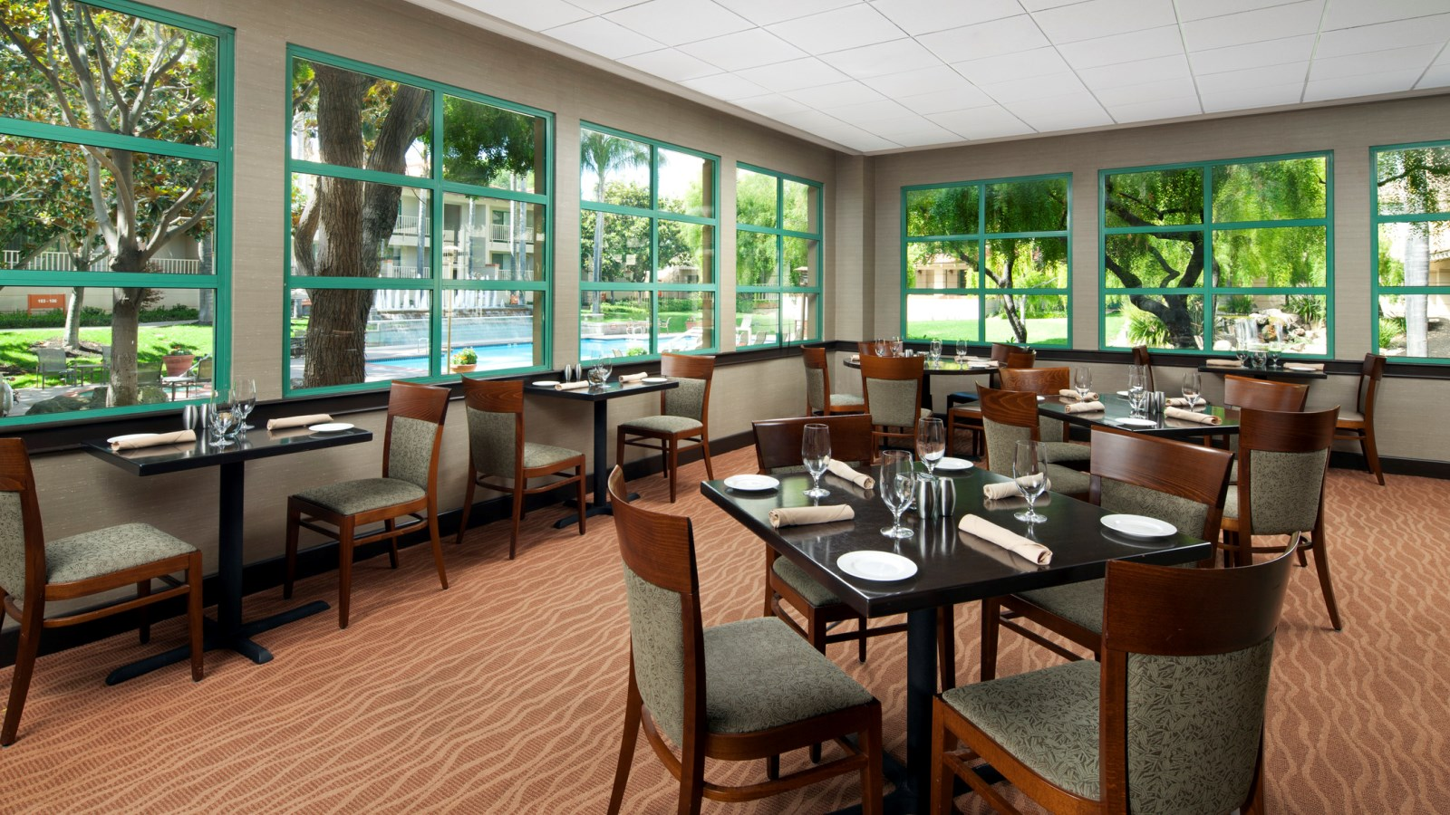 Enjoy bistro-style cuisine at our Milpitas restaurant, The Bistro, open for breakfast and lunch.